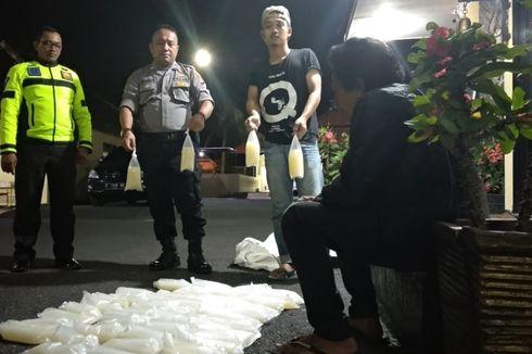 Polisi Bongkar Modus Baru Perdagangan Miras Sistem