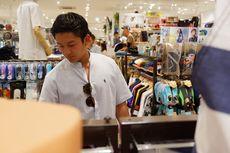 Usai Balapan di Suzuka, Rio Haryanto Nikmati Sushi dan Berbelanja