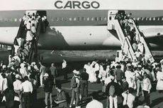 Operasi Solomon: Penerbangan Berpenumpang Terbanyak Sepanjang Masa
