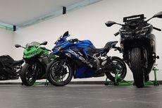 Sejarah 30 Tahun Lebih Kawasaki Ninja 250 4-Silinder