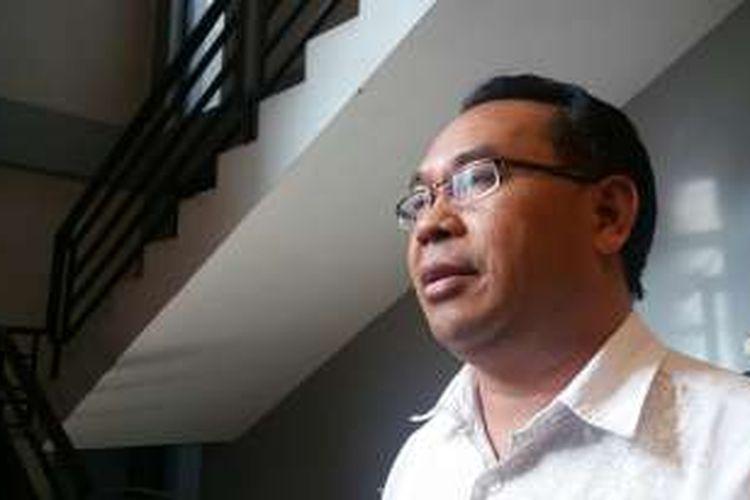 Koordinator Forum Masyarakat Peduli Parlemen Indonesia (Formappi), Sebastian Salang
