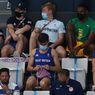 Atlet Inggris Peraih Emas Olimpiade Kedapatan Merajut Sambil Menonton Pertandingan