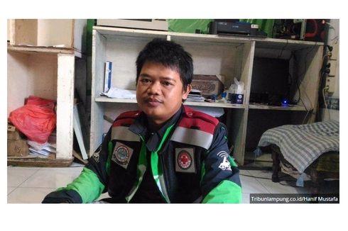 Firasat Driver Ojek Online Jadi Korban Begal, 3 Kali Mimpi Motor Hilang