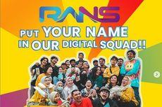 Rans Entertainment Buka Lowongan Kerja Lulusan S1