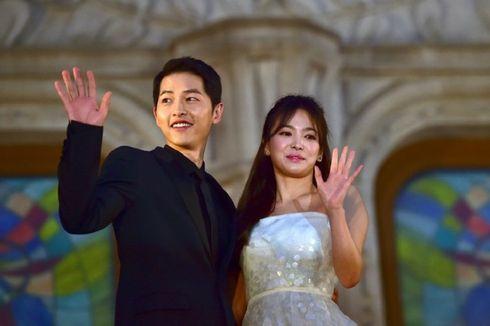 Song Joong Ki dan Song Hye Kyo Akan Berbulan Madu di Eropa