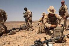 Jordania Minta Bantuan AS Awasi dan Amankan Perbatasan dengan Suriah