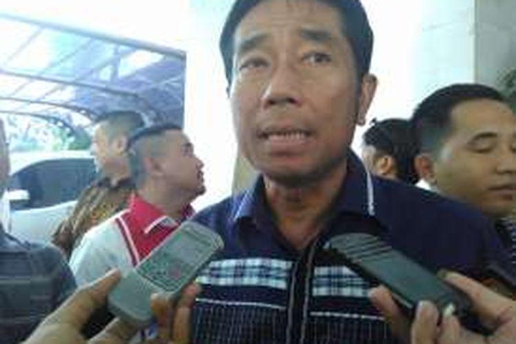 Wakil Ketua DPRD DKI Jakarta Abraham Lunggana alias Lulung.