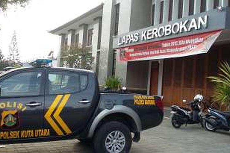 Lapas Kerobokan Bali.