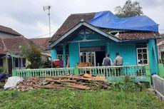 8 Orang Mengungsi karena Rumah Rusak Diguncang Gempa Pangandaran M 5,9