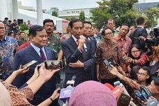 Bangun Industri Pertahanan, Jokowi Tugaskan Prabowo Gunakan Teknologi