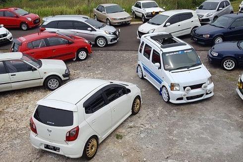 Mobil Klasik yang Cocok Bergaya Rally Look