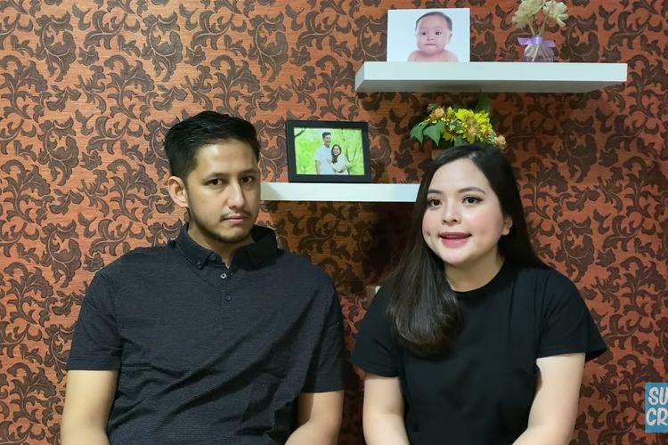 Artis Tasya Kamila dan suaminya, Randi
