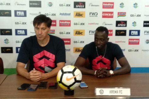 Persib Vs Arema, Milan Petrovic Sebut Perbedaan di Timnya