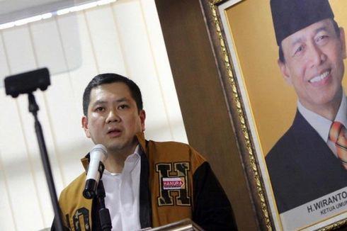 Hary Tanoe: Hanura Akan Laporkan ICW