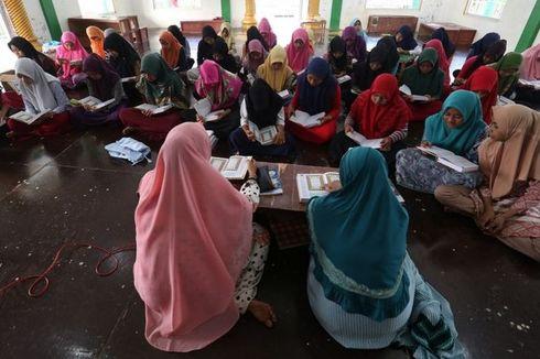 Kemendikbud: SKB 3 Menteri Tak Berlaku di Madrasah dan Pesantren