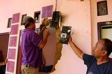 Rumah Tersambar Petir hingga Jebol, Pemilik Selamat karena TV Dimatikan