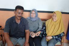 Tak Kuasa Menahan Rindu, Sudarso Terjatuh Peluk Anaknya yang Kembali dari Natuna