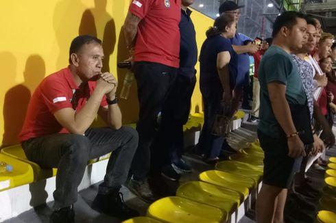 Iwan Bule Menangis Setelah Timnas Indonesia Dibungkam Vietnam