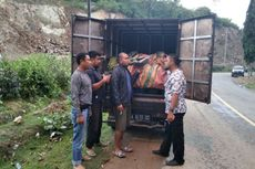 Penyelundupan 1.085 Liter Sopi yang Ditutupi Tumpukan Pisang Digagalkan di Bima
