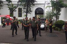 Jokowi Kumpulkan Seluruh Pangdam di Istana, Bahas Apa?