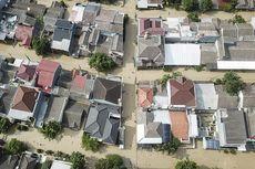 Banjir, 346 Jiwa Warga Bekasi Jaya Mengungsi