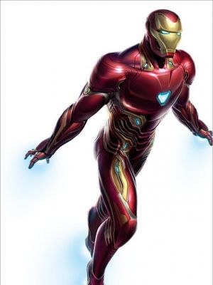Iron Man Mark 50
