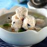Resep Bakso Lohoa Udang, Bakso Campur Sayuran dan Sohun