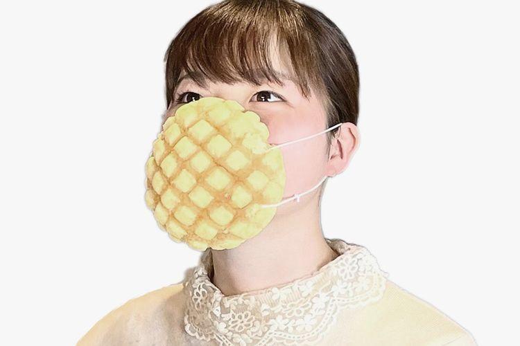 Masker Melon Pan