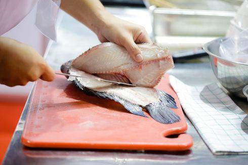 Cara Fillet Ikan Makerel agar Daging Tidak Hancur, Tantangan Peserta MasterChef Indonesia