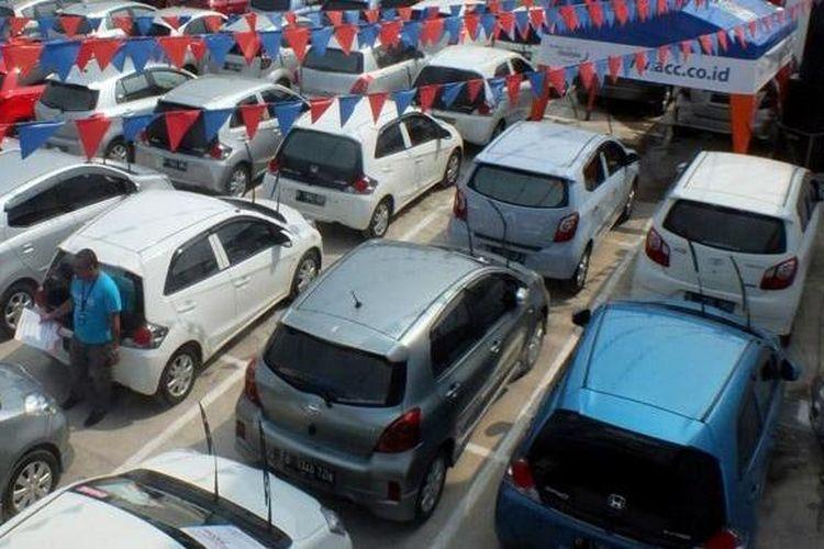 Stok city car bekas di Mobil88 Bekasi.