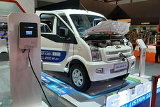 Mobil Listrik DFSK Gelora E, dengan Rp 42.000 Bisa Tempuh Jarak 300 Km