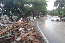 26 Jenazah Korban Tsunami Selat Sunda Dibawa Ke RS Fatmawati