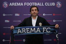 Resmi Diperkenalkan, Pelatih Arema FC Langsung Bicara Soal Perekrutan Pemain