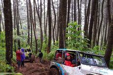 1.000-an Offroader Akan Ramaikan Cikuray Adventure di Gunung Cikuray