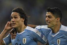 Kolombia Vs Uruguay - Cavani-Suarez Cetak Gol, La Celeste Menang Telak