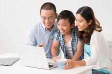 Orangtua, Ini 8 Tips Mendampingi Anak Belajar Ujian Nasional 2020