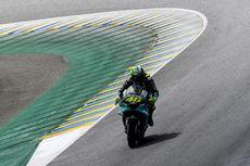 MotoGP Perancis 2021 - Saat Valentino Rossi Selamatkan Ponsel Jurnalis