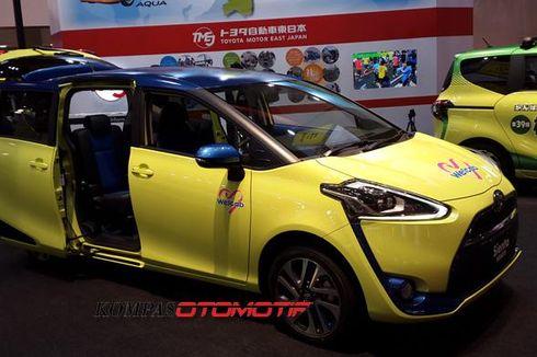 Toyota Mulai Buka Pesanan Sienta