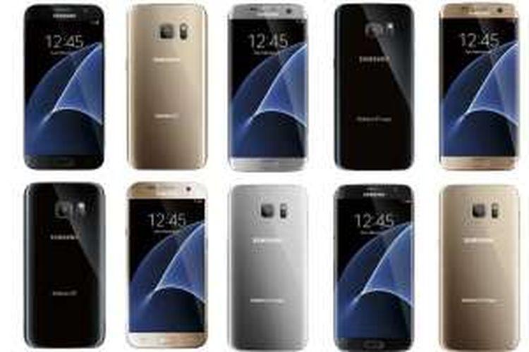 Bocoran wujud Samsung Galaxy S7 dan S7 Edge