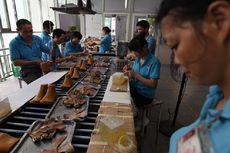 Polemik Pindahnya Pabrik Sepatu dari Banten ke Jawa Tengah...