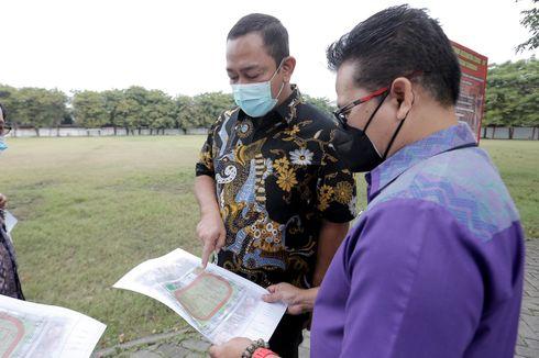 Wali Kota Hendi Pastikan Lapangan Sidodadi Akan Direvitalisasi Jadi Sport Center