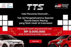 TTS Toyota Gazoo Racing episode 4