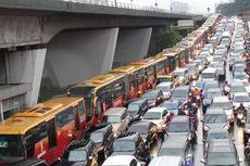 MTI: 2014, Jakarta Makin Macet, Jokowi Harus Cari Solusinya
