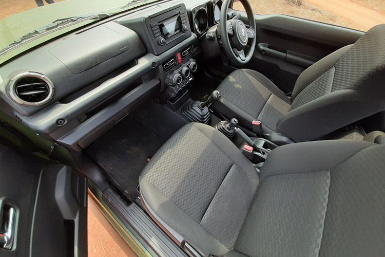 Test Drive Suzuki Jimny
