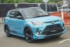 Harga Resmi Toyota Raize di Pulau Sulawesi