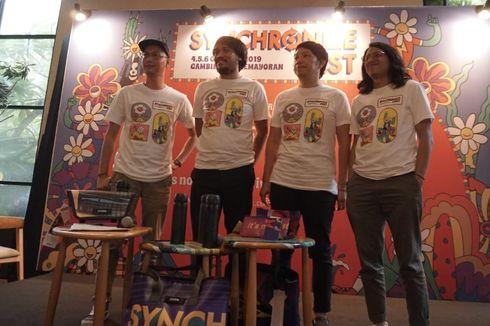 Awal Mula Tercetus Ide Multigenre dalam Synchronize Fest
