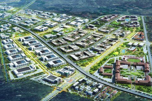 Raksasa China Garap Ribuan Hektar Kawasan Industri Pinggiran Jakarta