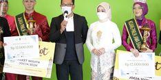 Pasangan Moka Jabar 2021 Resmi Terpilih, Ridwan Kamil: Semoga Bisa Menjadi Teladan