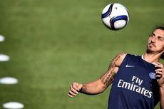 Zlatan Ibrahimovic dan Analogi Lakon Brad Pitt