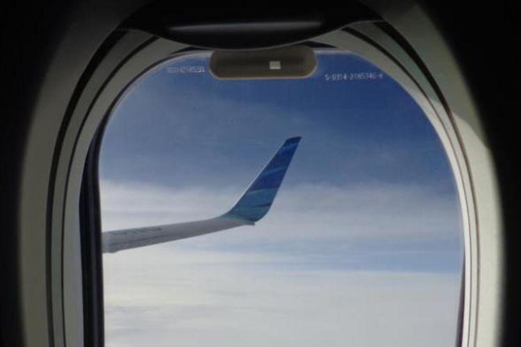 80 Gambar No Kursi Pesawat Garuda HD Terbaik